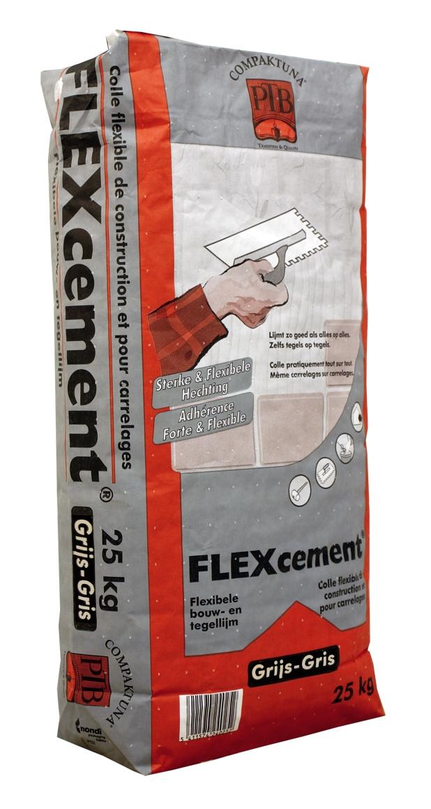 Flexcement® 5kg Grijs