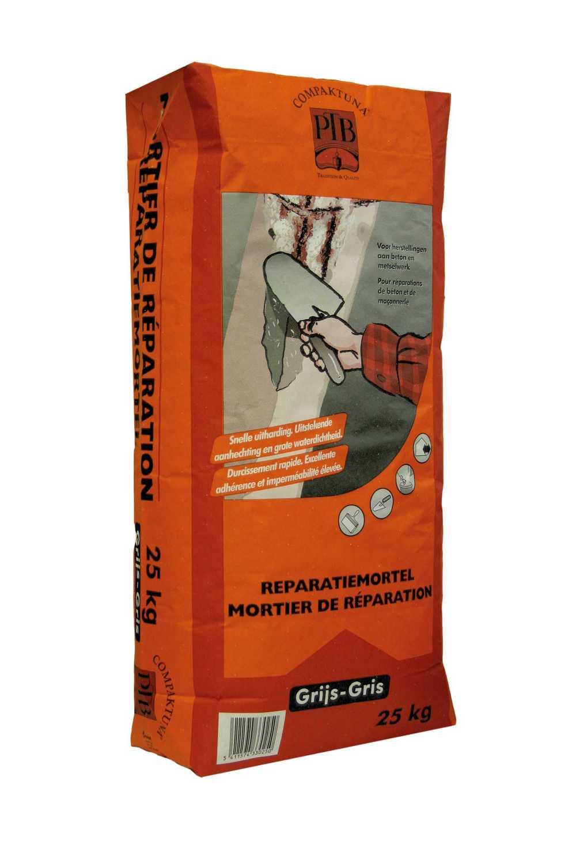 Reparatiemortel  - 5kg - Grijs