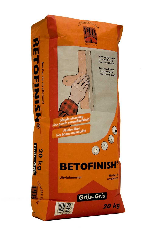 P.t.b.-betofinish® 20kg Grijs