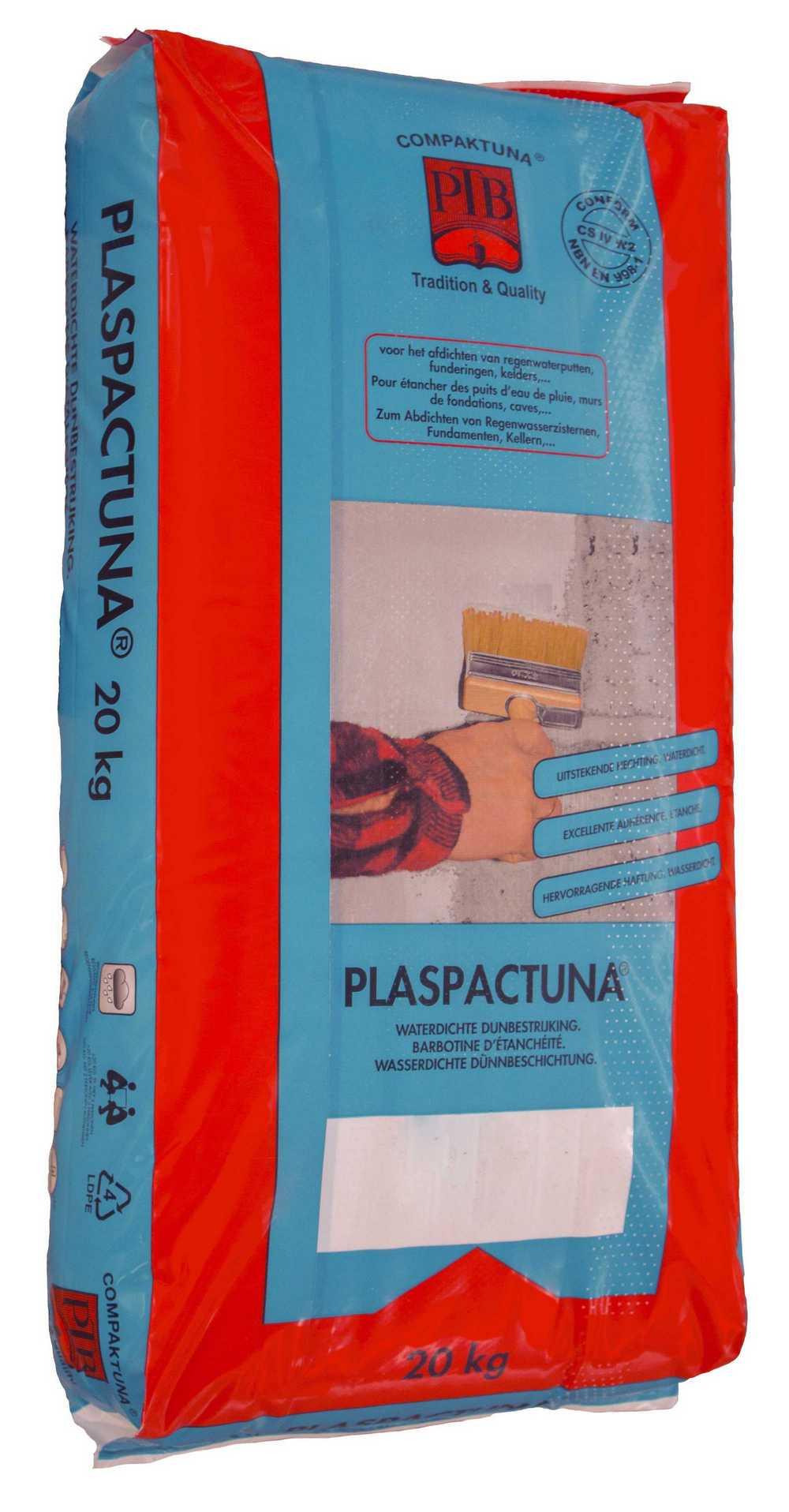 Plaspactuna® 20kg Grijs