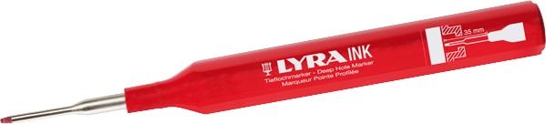 Lyra Ink Rood