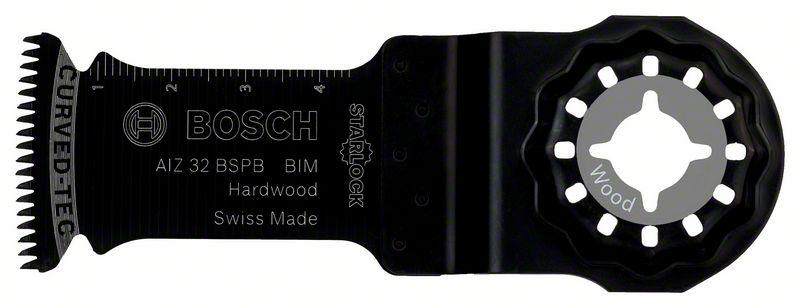 Starlock AIZ 32 BSPB BIM, Hardwood, Curved-Tec 32 x 50 5x