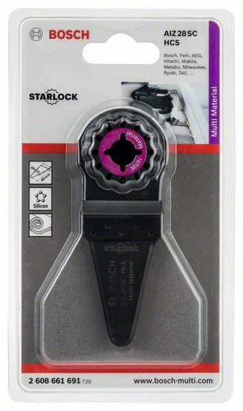 Starlock AIZ 28 SC HCS, Multi Material 28 x 40