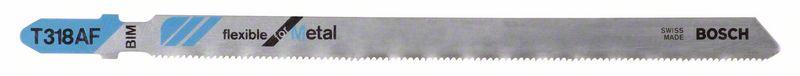 Decoupeerzaagblad T318 AF Flexible for Metal 5x
