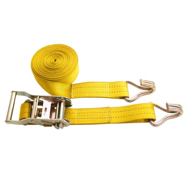 Spanband met ratel 1 x 6 meter