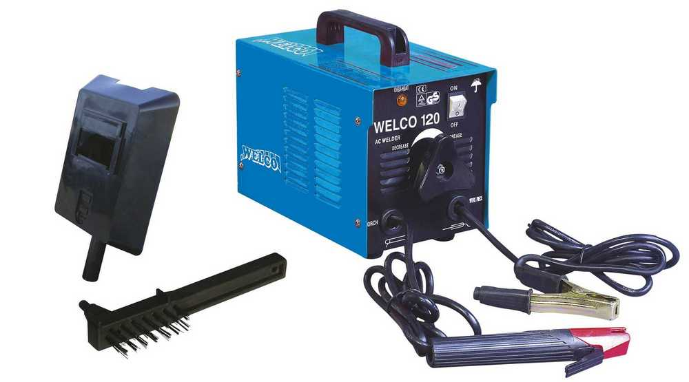 Laspost Welco 120  230v