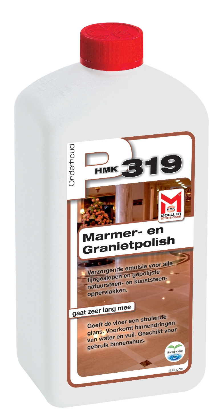 Hmk P319 Marmer En Graniet Polisher 1l