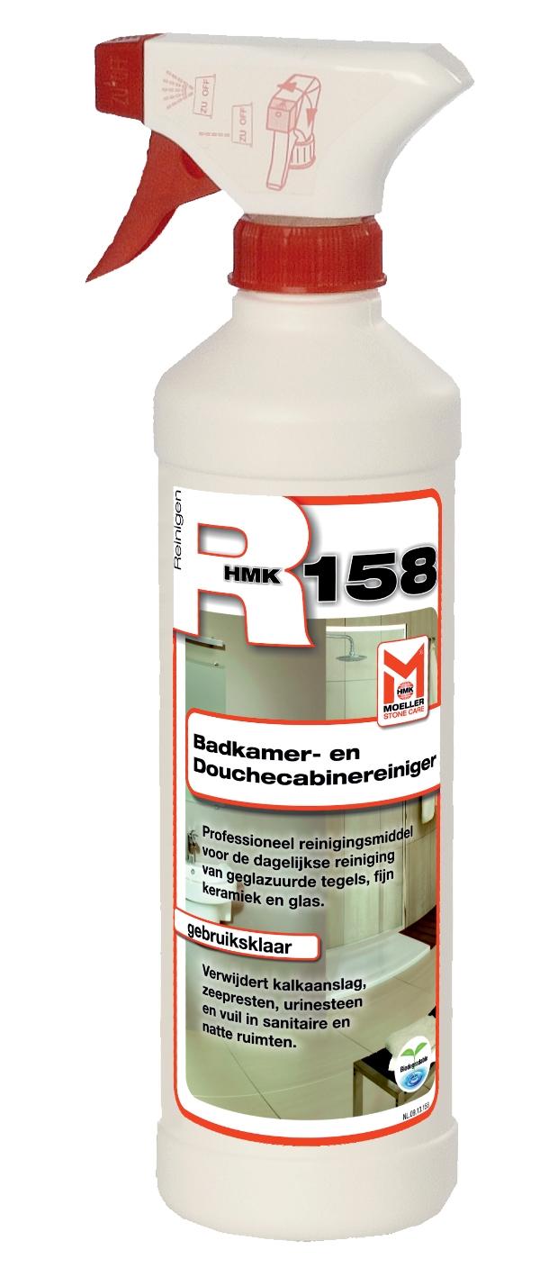 Hmk R158 Bad-en Douchecabine reiniger 0.5l