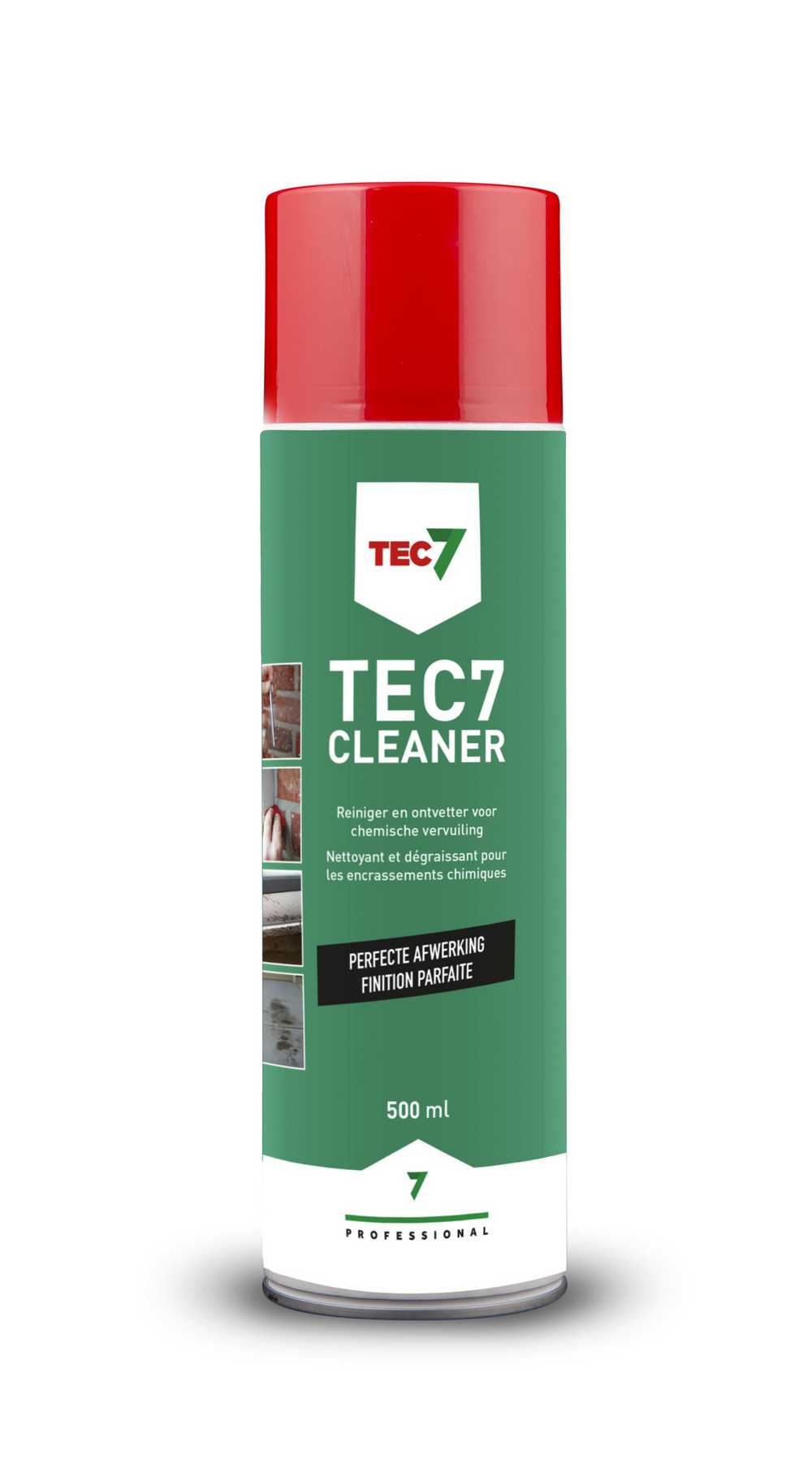 TEC7 Cleaner Veilige solventreiniger bus 500 ml