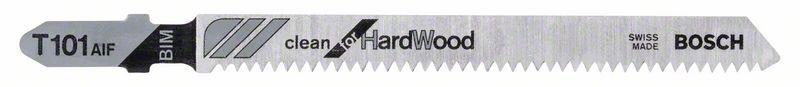 Decoupeerzaagblad T101 AIF Clean for Hard Wood 5x