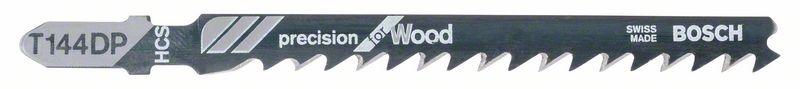 Decoupeerzaagblad T144 DP Precision for Wood 5x