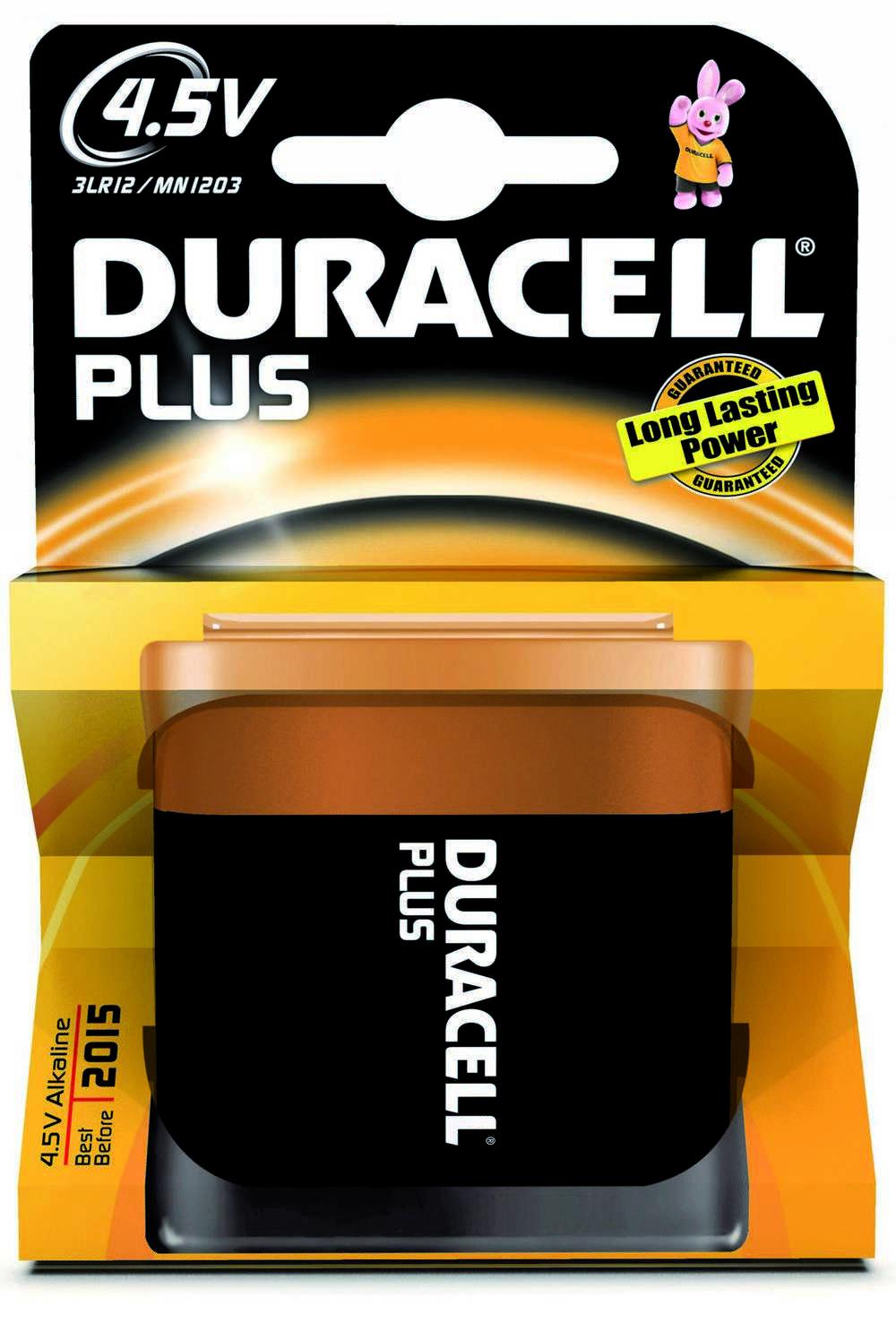 Batterij Alk Plat 4.5v