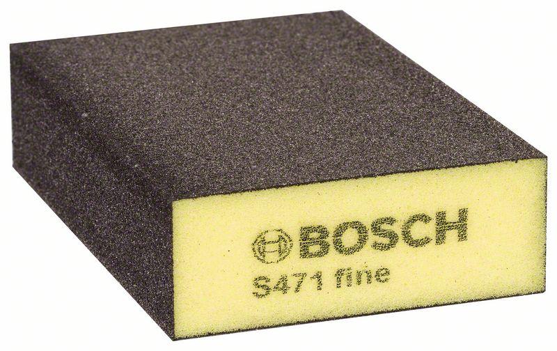 Schuurspons Best for Flat and Edge, 68 x 97 x 27 mm, fijn