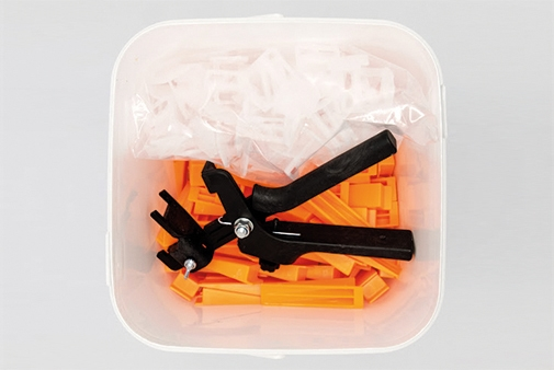 Levelit 250 Pcs Kit (2mm)