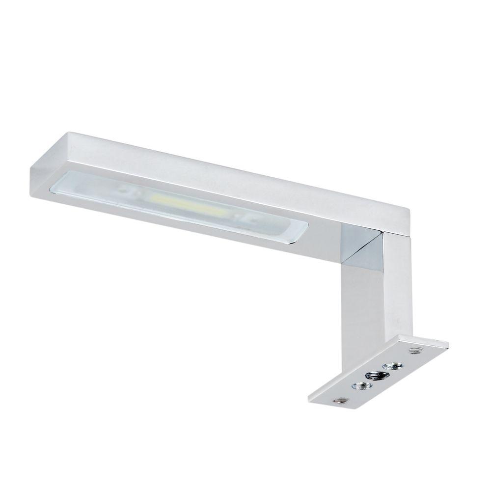 MYRON LED LAMP+TRAFO /CHR