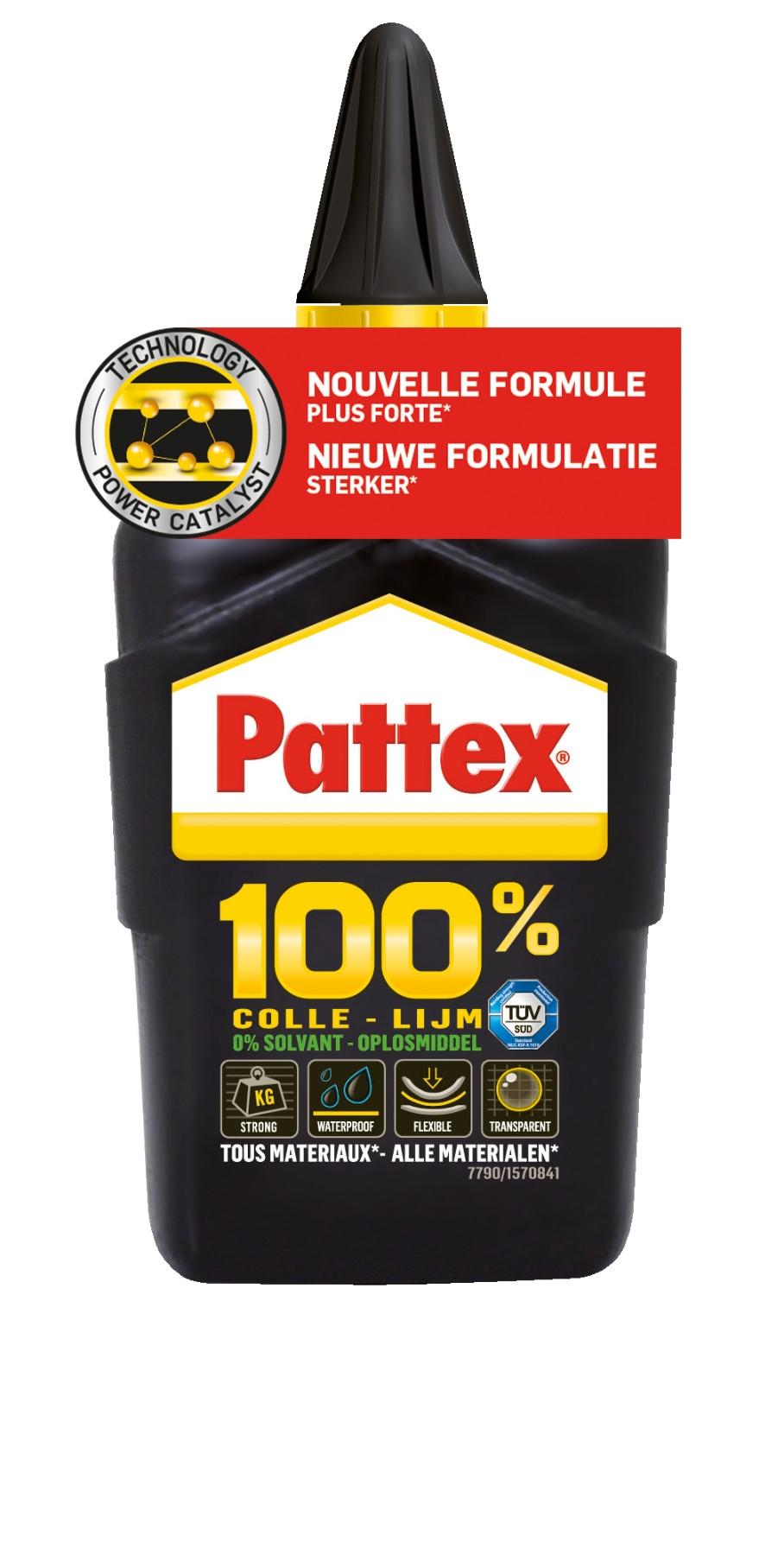 PATTEX 100% LIJM 100 GR. - 1541280