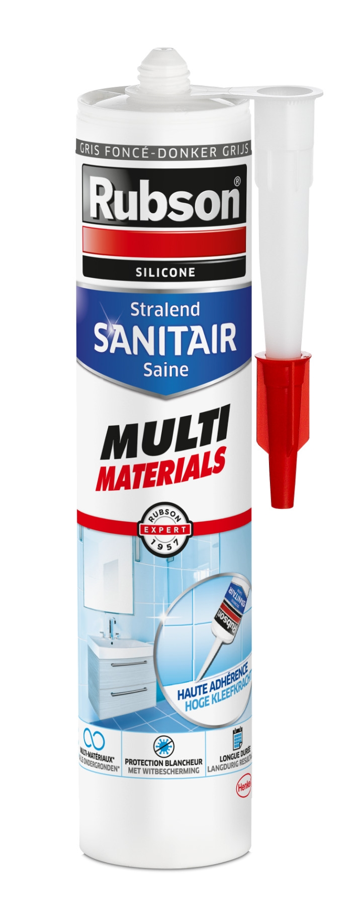 RUBSON SAN MULTI MAT GR 280ML  RUBSON SAN. MULTI MATERIALSDO