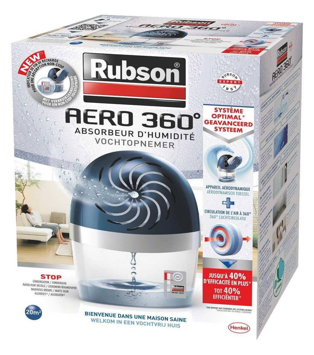 RUB VOCHT AERO360 450G