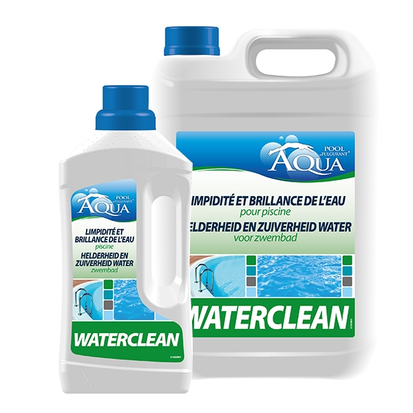 WATERCLEAN 1L helder-glinsterend water