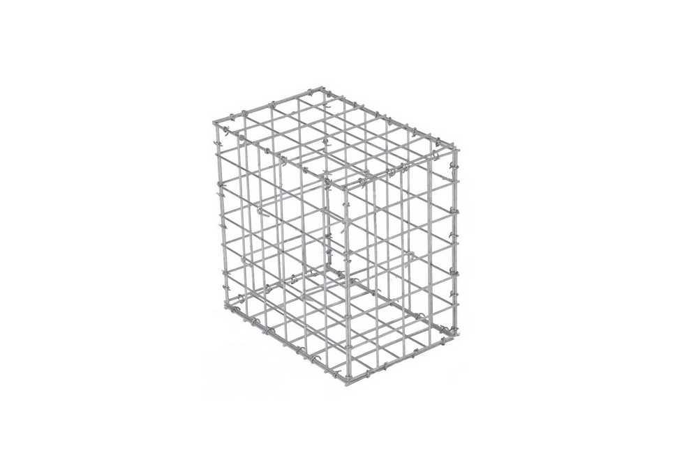 COMO Bordure Cube 50x3.5mm H 300 x L 300 x B 200mm incl. kra
