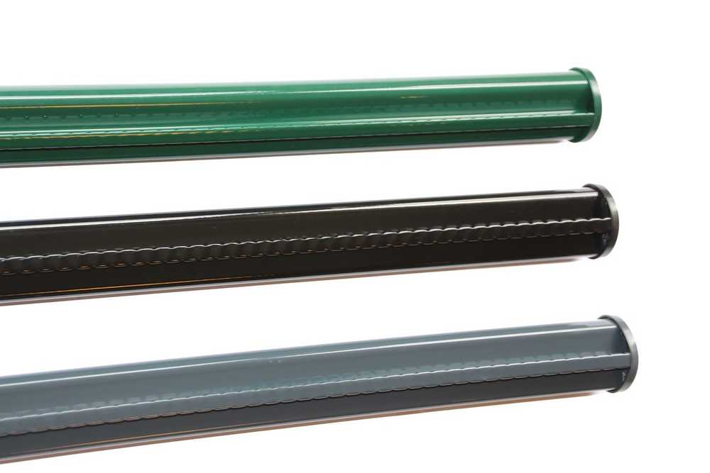 Profielpaal 48mm 225cm RAL 6005 groen