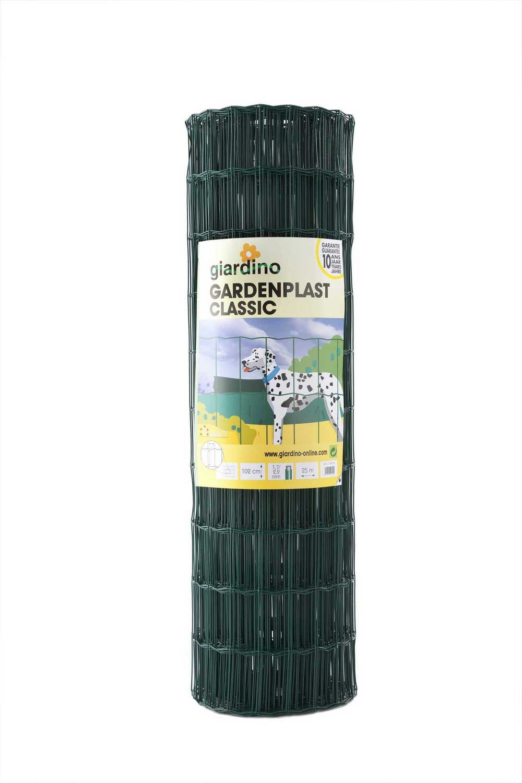 Gardenplast Classic 152cm x 10m RAL 6005 groen