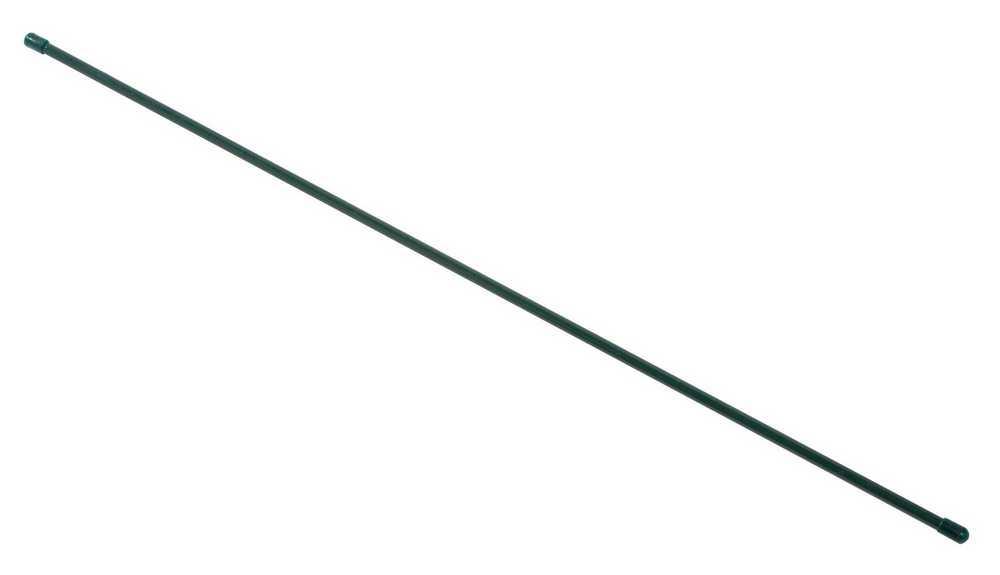 Spanstaven gepl. 125cm RAL 6005 groen