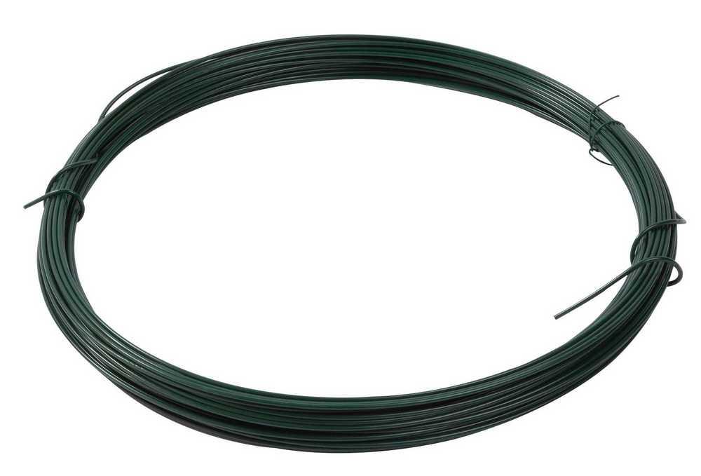 Waslijndraad 3.4mm x 20m RAL 6005 groen
