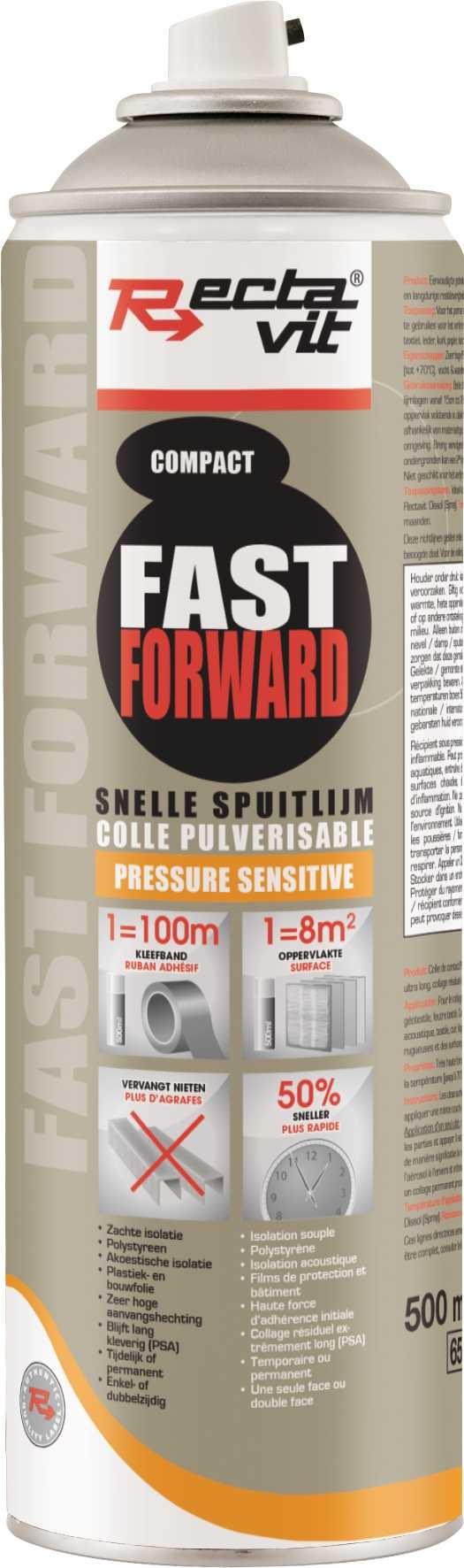 1129 - Fast Forward Compact - 500 ml