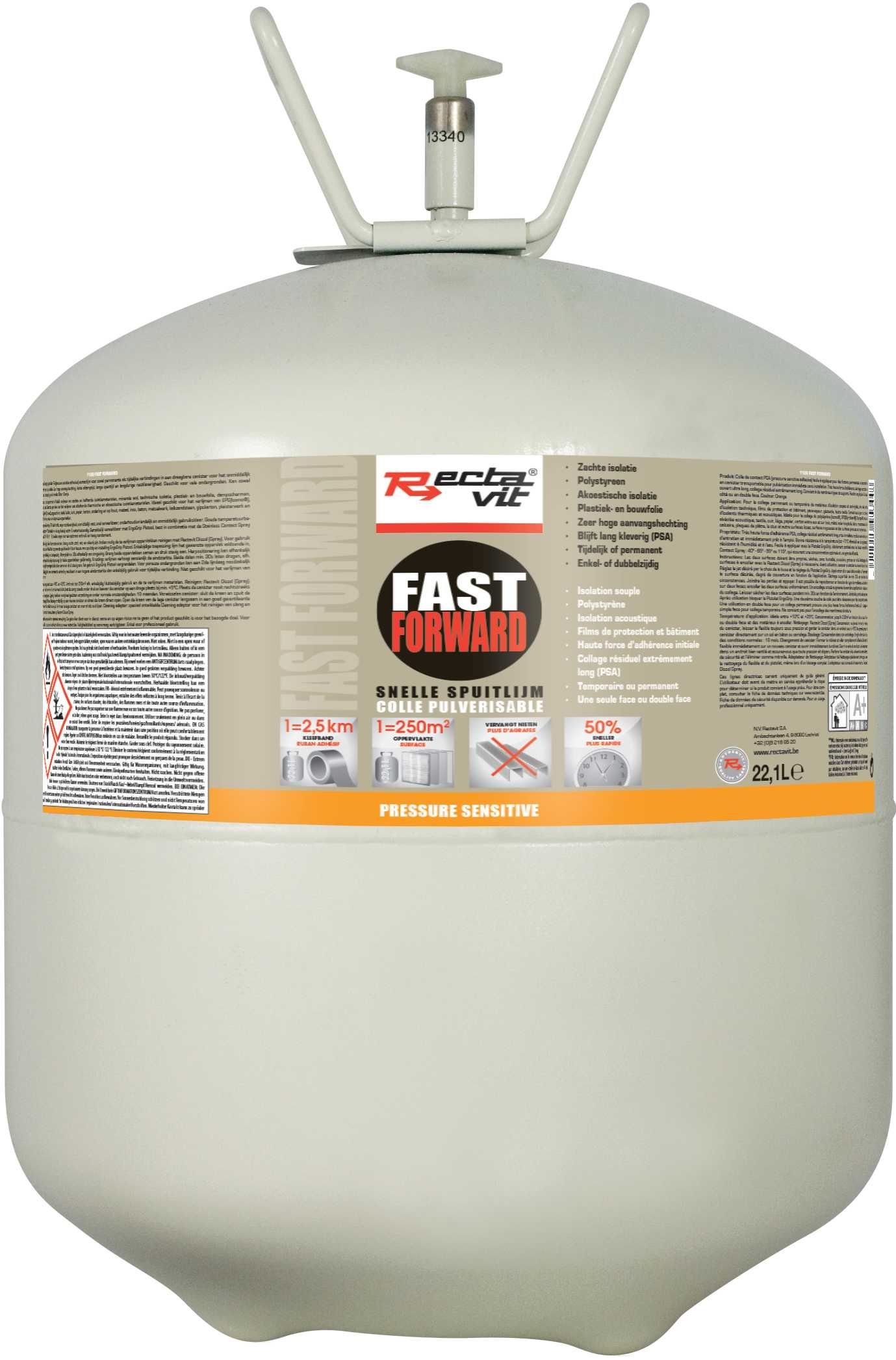 1129 - Fast Forward Canister 22,1L