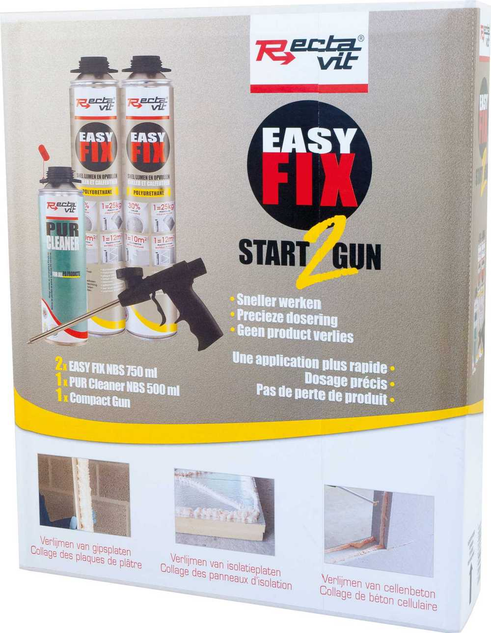 EASY FIX START2GUN set