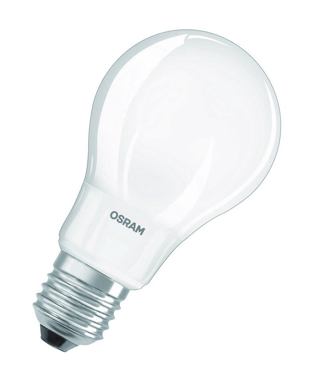 LED RETROFIT CLA40 E27 6W WW