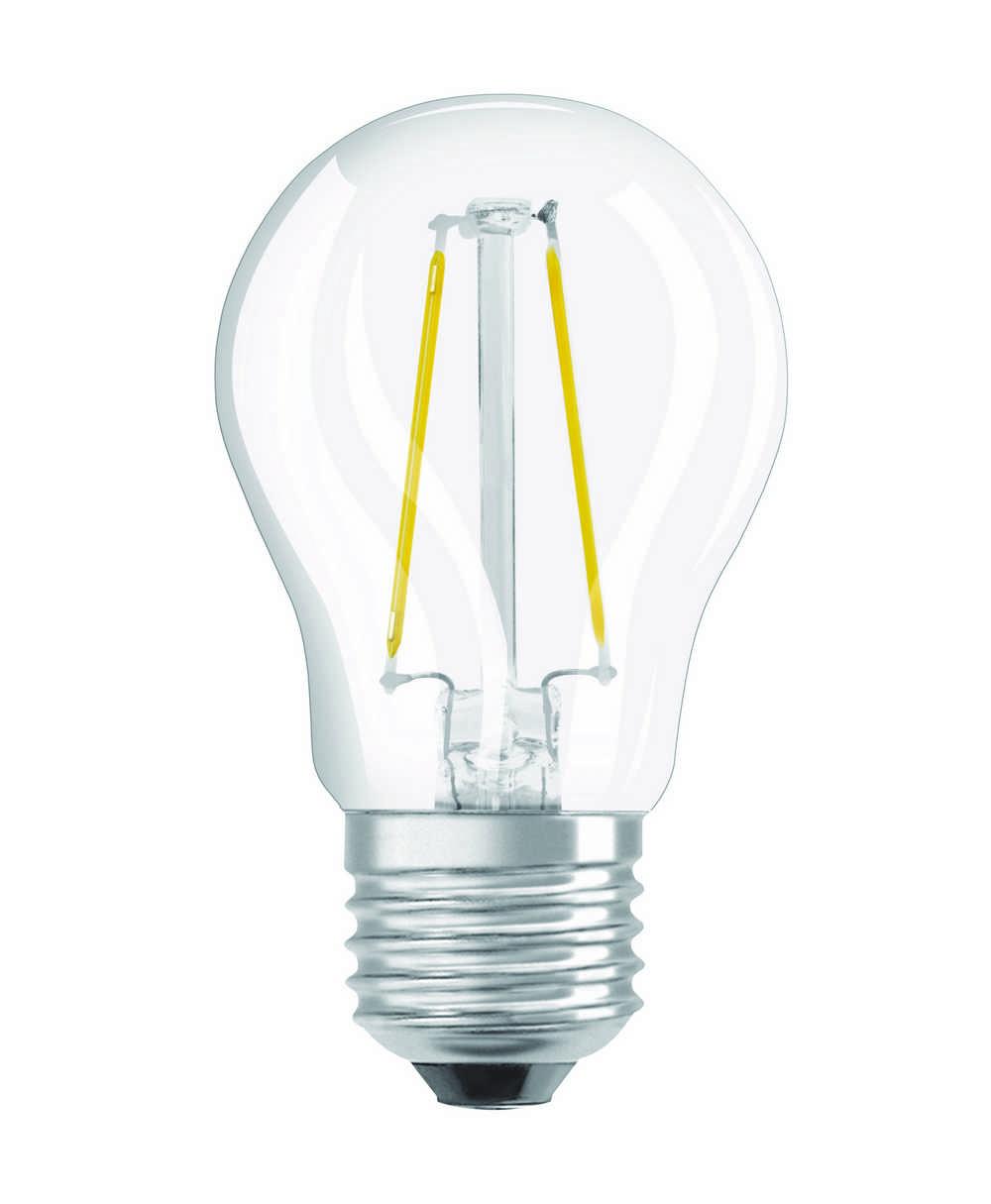 LED RETROF CLP25 E27 2W WW HELD FIL