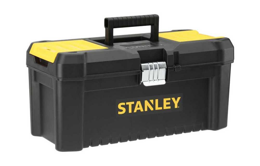 """Stanley Gereedschapkoffer Essential M 16"""""""