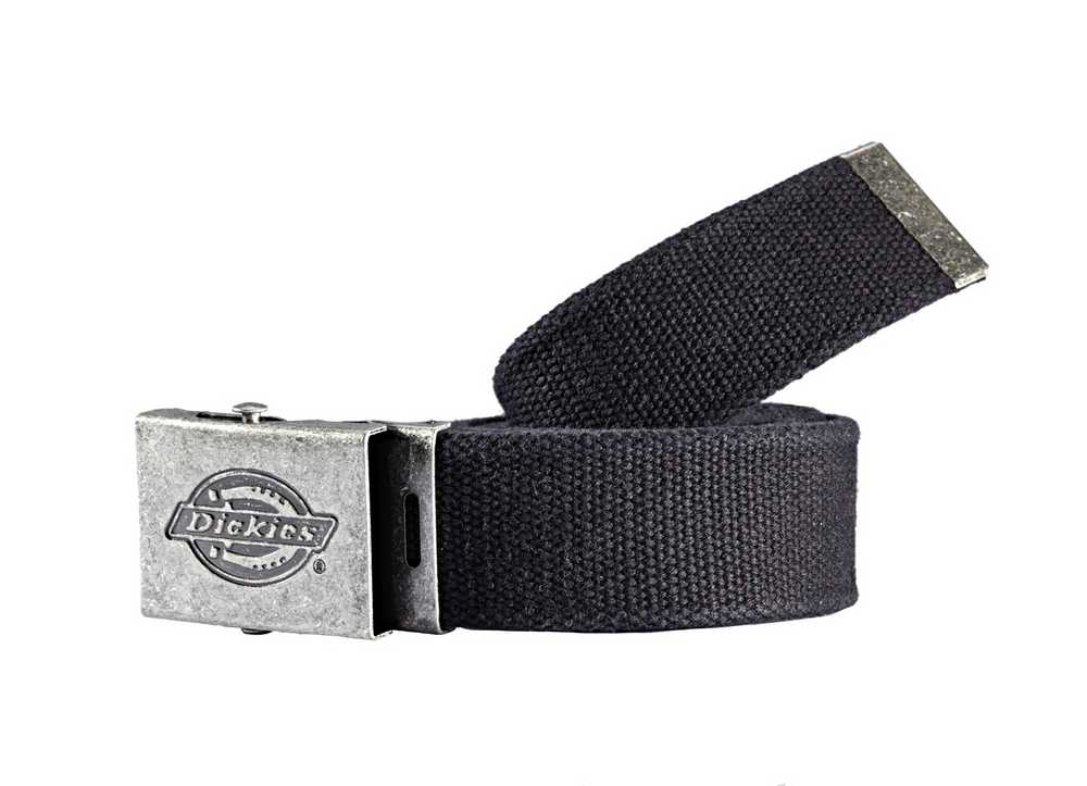 Canvas Belt Black