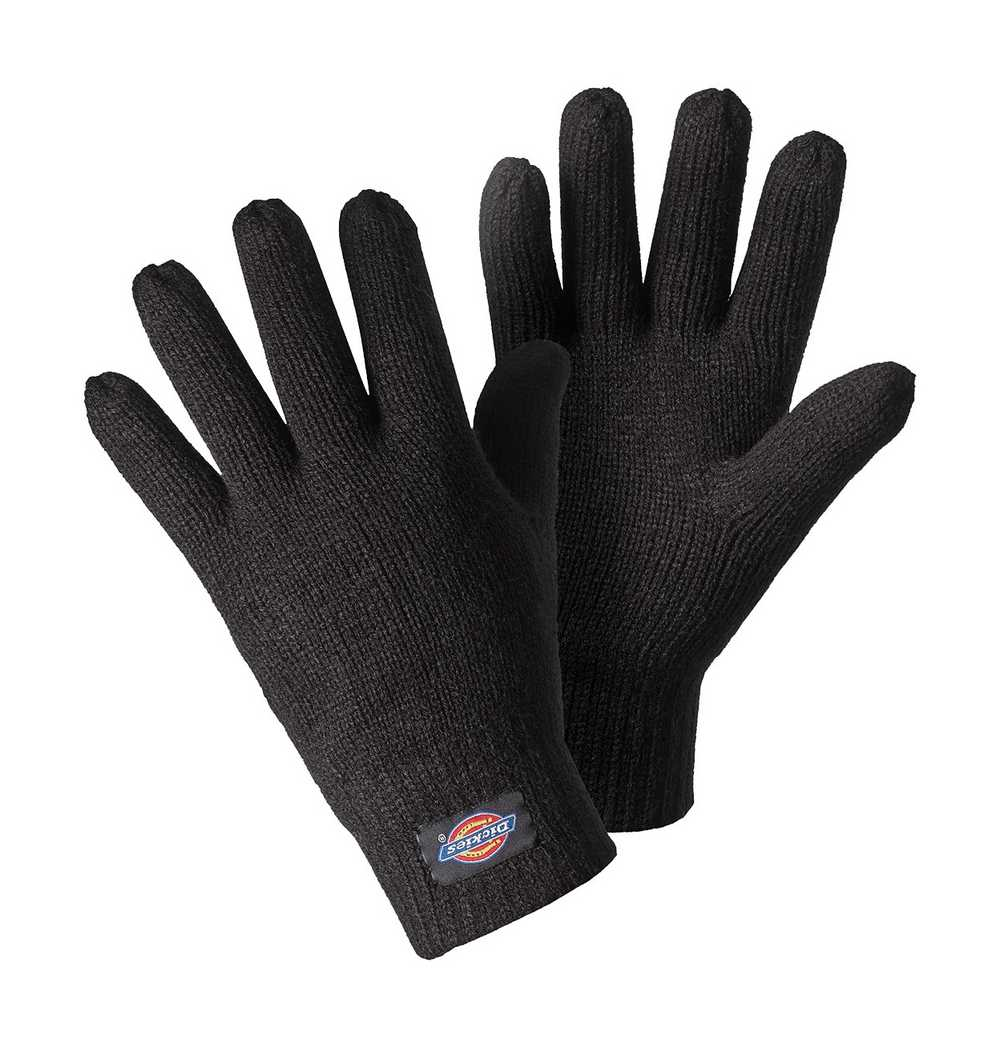 Thermal Glove Pr Black