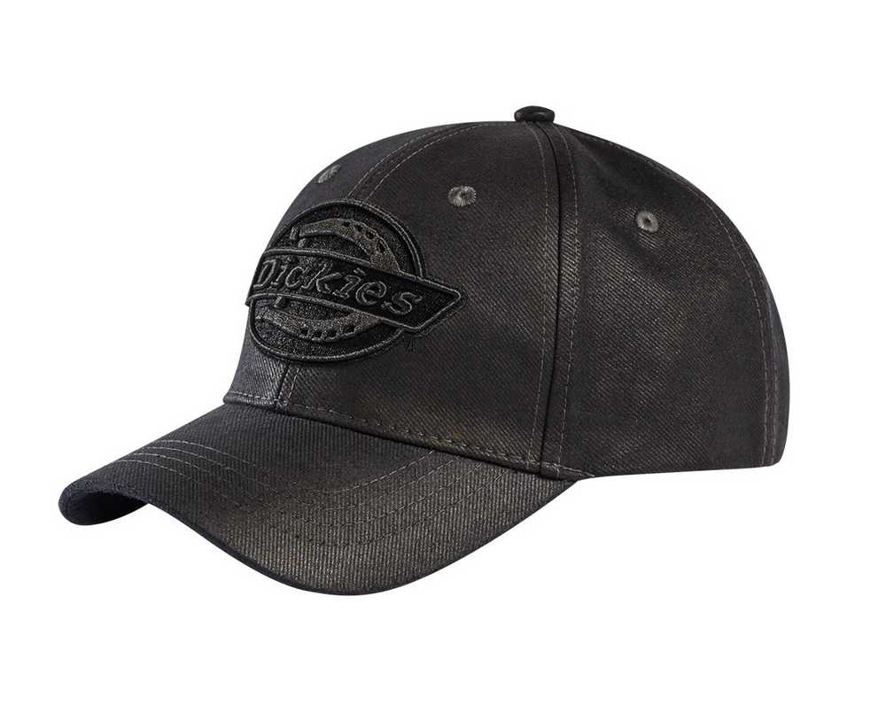 Harrison Cap Black