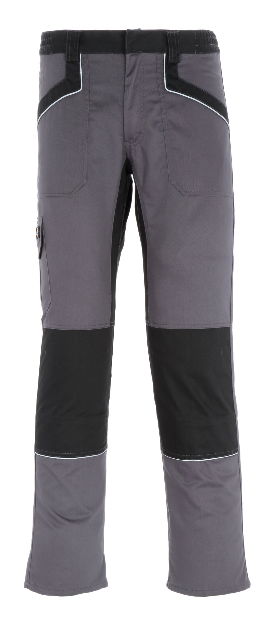 IND260 Trousers Grey/Black 48