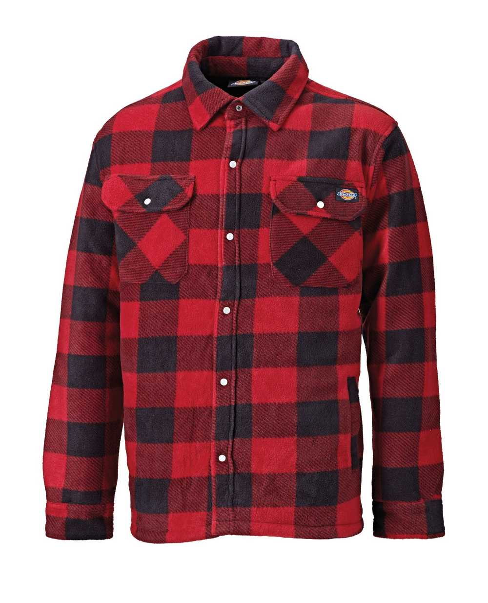 Portland Shirt Red Med'm