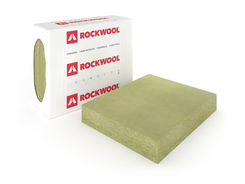 RockFit Mono - 1000x800x100mm - 3,2m²/pak