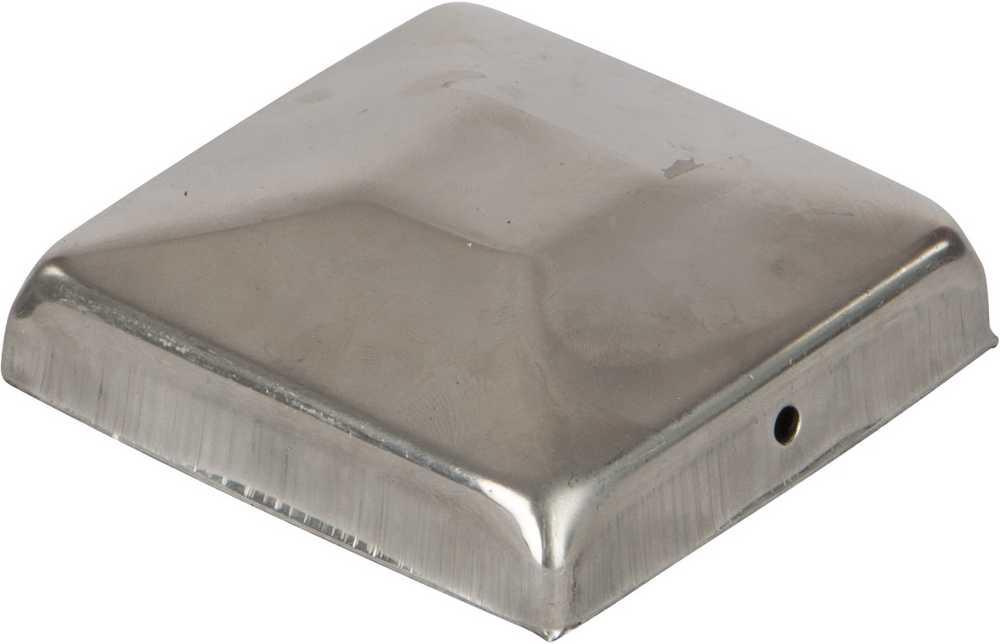 PAALDOP PLAT MODEL INOX 91
