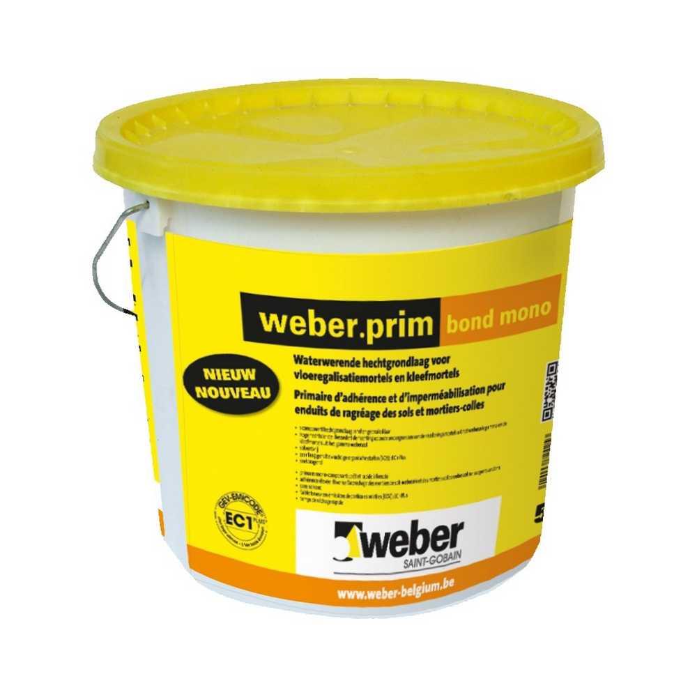 weberprim bond mono roze - 1 kg - (480/pal)