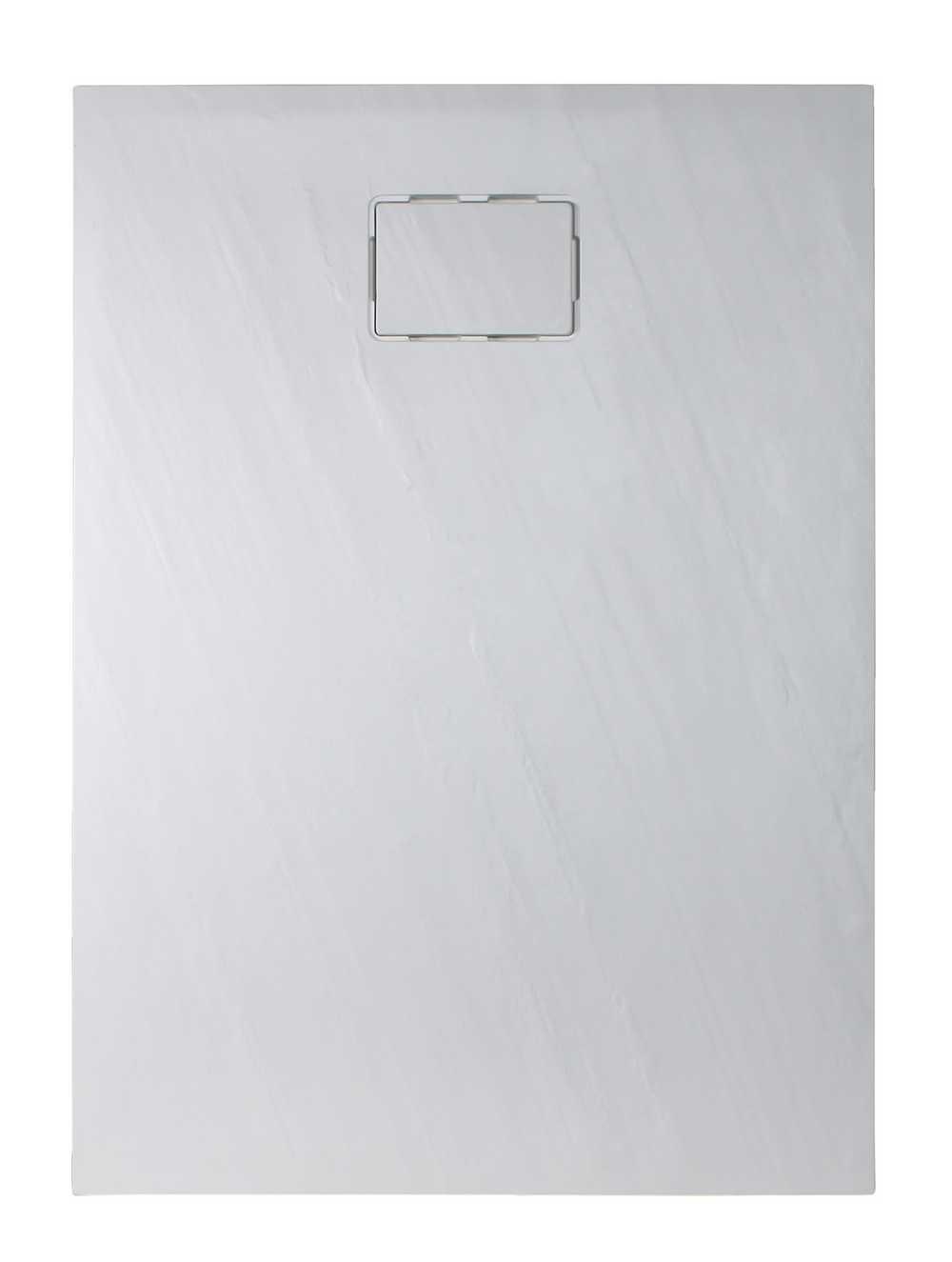 ROCKSTONE RECHTHOEKIG Wit -  120 x 90 x 3,5 cm