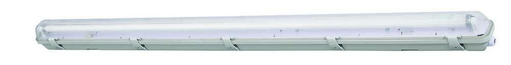 WATERDICHTE ARMATUREN LED TL T8 IP65 1X18W