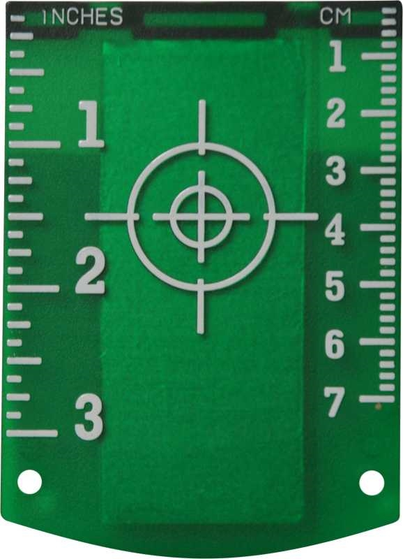Magnetic Target Plate Green