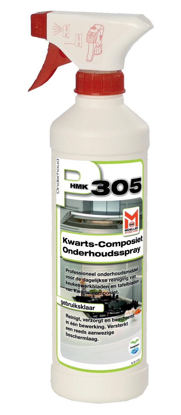 Hmk P305 Kwarts-Composiet( onderhoudsspray 0.5L)