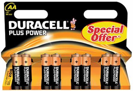 Batterij Alk Plus Power Aa 1.5v 8 STK
