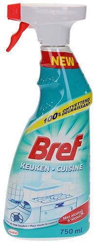 BREF KEUKEN SPRAY 750ML