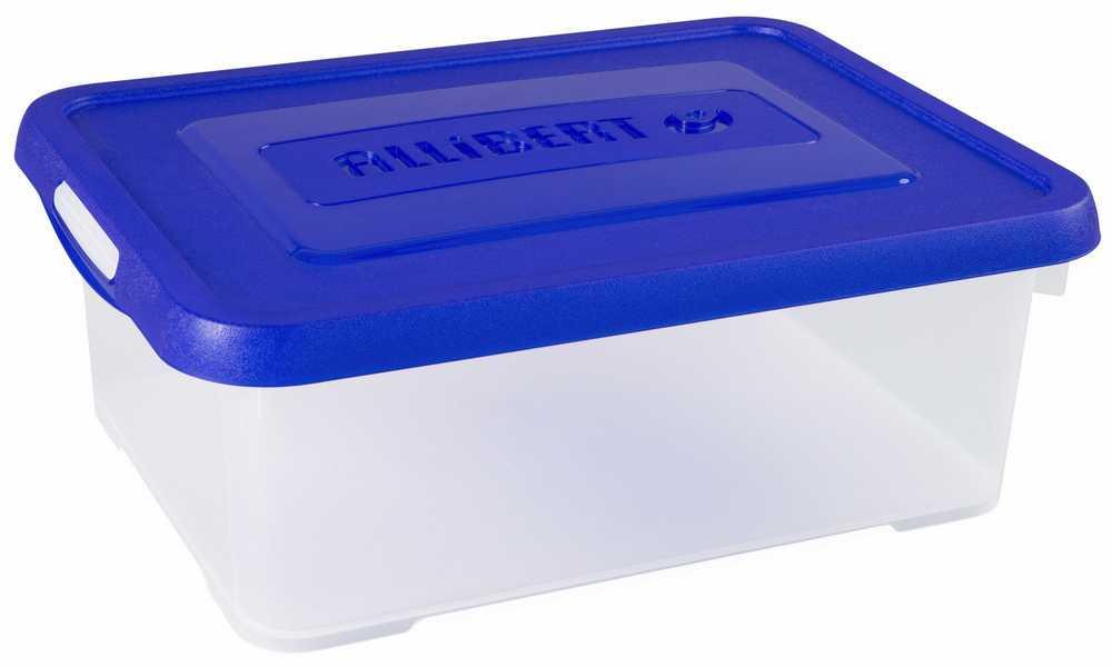 handy box2 12l deksel laser blauw