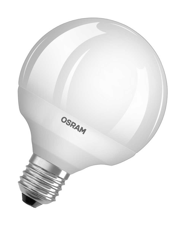LED SUPERSTAR  GLOBE 75 12W/827 E27 FR